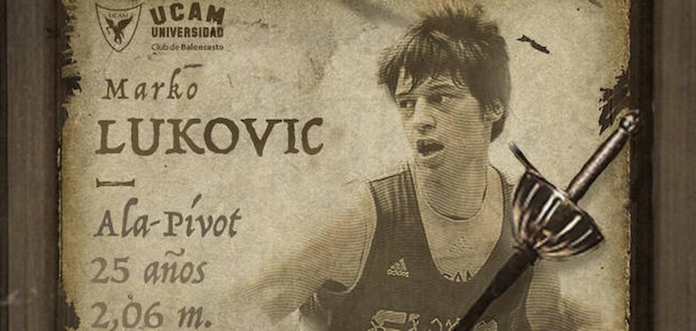 Marko Lukovic, nuevo fichaje del UCAM