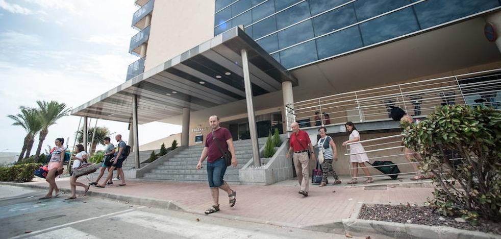 Los hoteles de la Región registraron en junio un total de 285.469 pernoctaciones