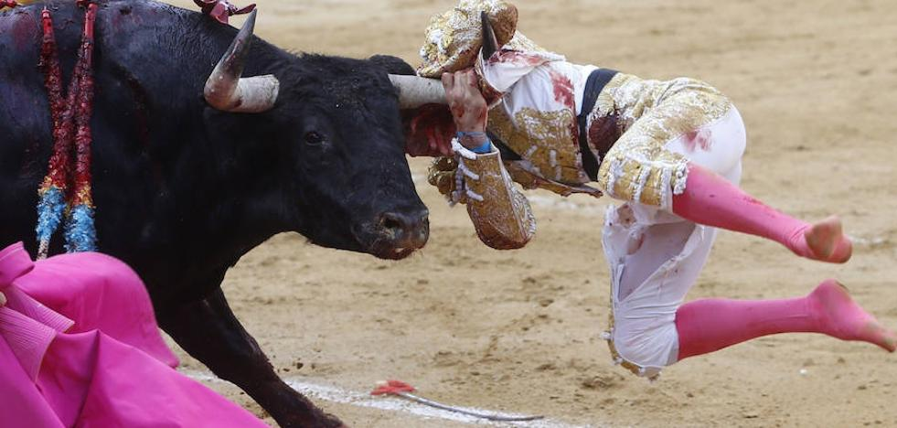 Ureña da el susto en Valencia