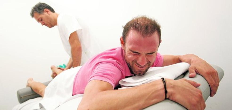 Doctor Esparza, sobre Valverde: «Esto no lo aguanta cualquiera»
