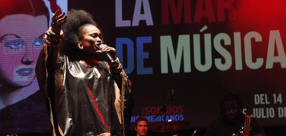 Poder africano para clausurar La Mar de Músicas