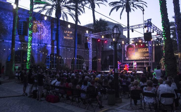Jornada de clausura de La Mar de Músicas 2017
