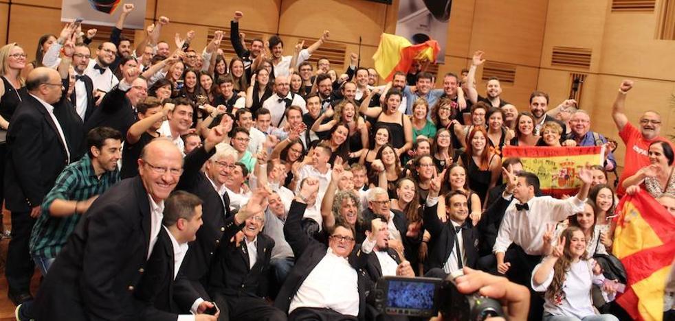 La banda de Yecla gana las 'Olimpiadas de la música'