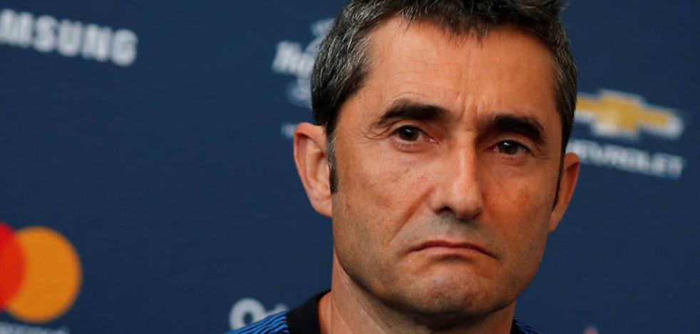 Valverde: «El Barcelona no va a prescindir de Neymar»
