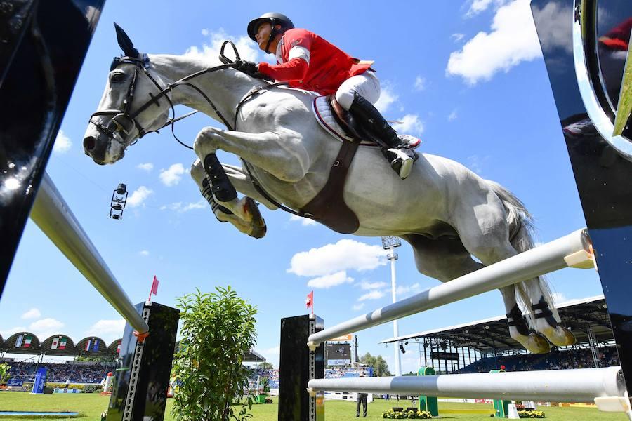 El gran festival de la equitación