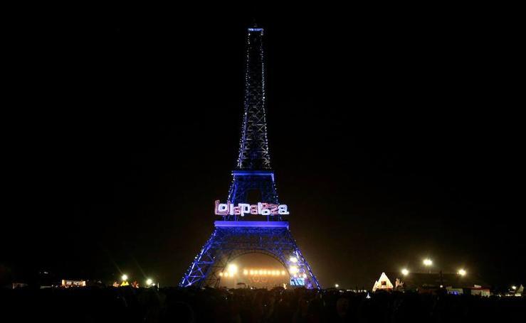 El gigante americano aterriza en París