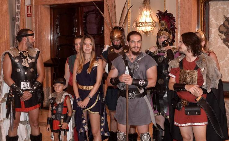 Encuentro inédito entre Carthagineses y Romanos y las fiestas de Murcia