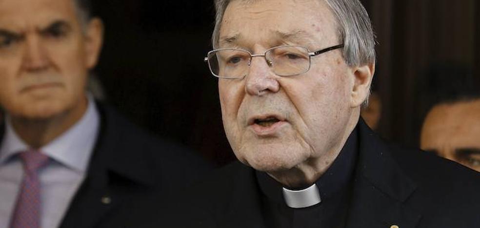 El jefe de Finanzas del Vaticano niega los abusos sexuales en Australia