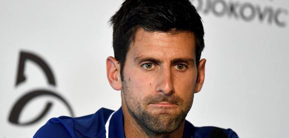 Djokovic da por concluida su temporada