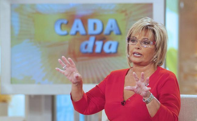 Desvelado el millonario sueldo de María Teresa Campos