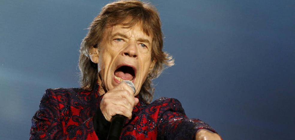 Mick Jagger canta preocupado por el 'Brexit'