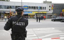El atacante de Hamburgo, un islamista vigilado por la Policía y pendiente de expulsión