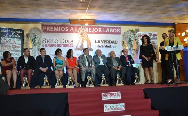 Siete Días Jumilla celebra su décimo aniversario con una gran gala