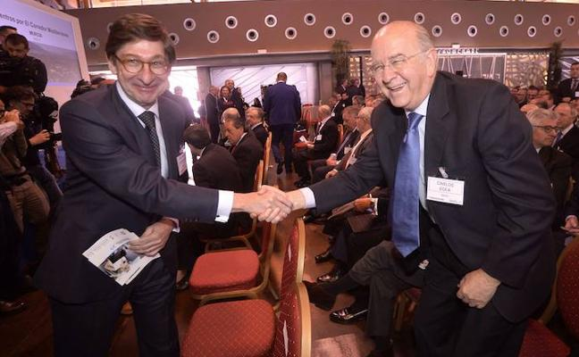 Certifican que el canje de acciones fijado para la fusión entre Bankia y BMN es «adecuado y razonable»