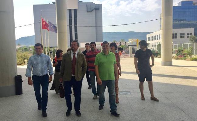El PSOE de Alcantarilla se querella contra el alcalde por «pagos irregulares» a una empresa de vigilancia