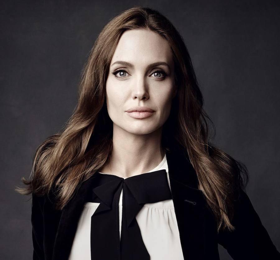 Angelina Jolie acusada de maltrato infantil