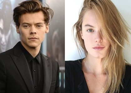 Harry Styles podría estar enamorado de un ángel de Victoria's Secret