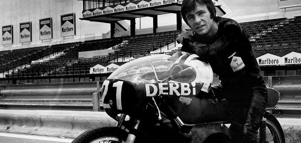 Muere Ángel Nieto, el padre del motociclismo español