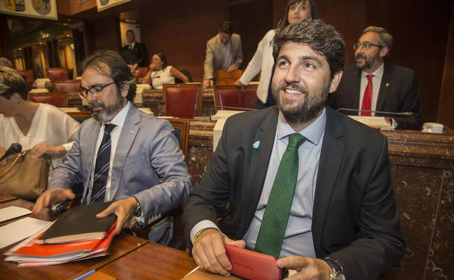 López Miras será el pregonero de las fiestas de Carthagineses y Romanos