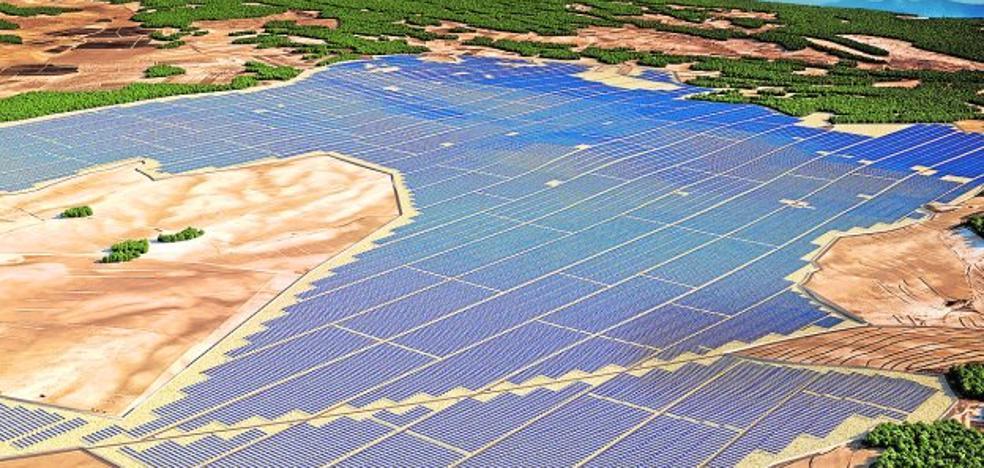 La planta solar de Zarcilla empezará a suministrar energía a finales de 2019
