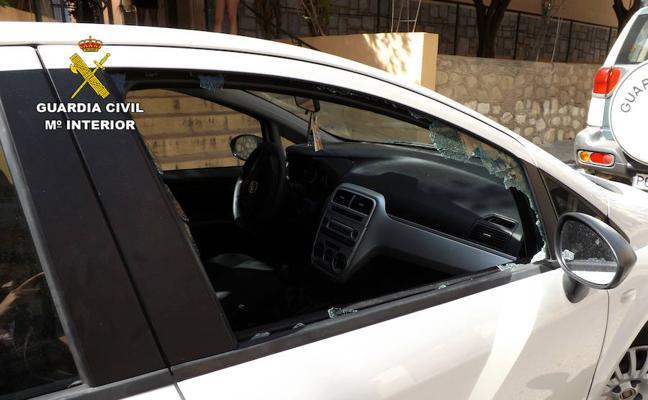 Cae un grupo que robó en al menos 15 vehículos en Cieza