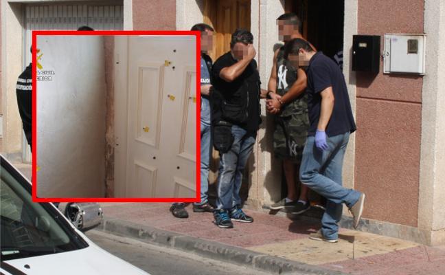 Una riña entre vecinos acaba a tiros en Las Torres de Cotillas