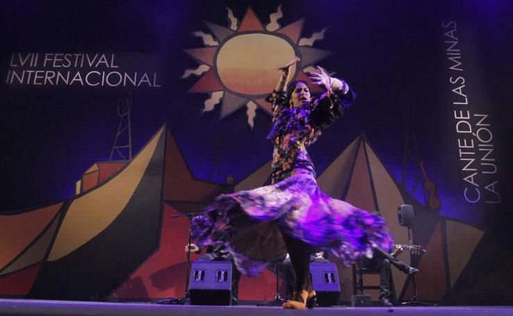 Primera semifinal del Festival del Cante de las Minas 2017