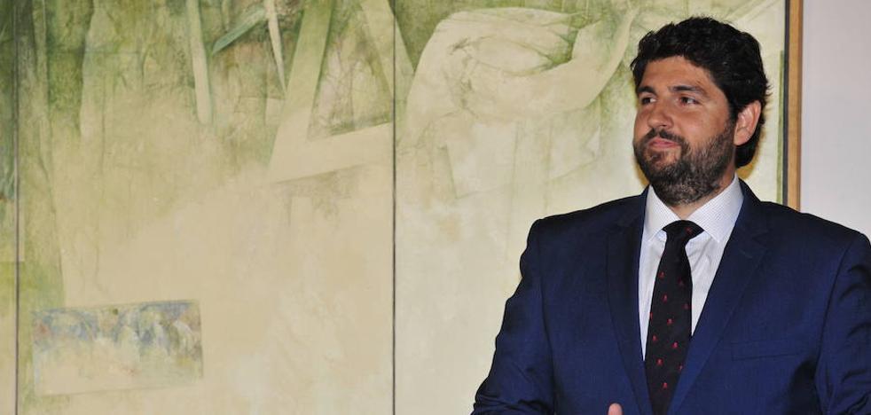 López Miras: «Los turistas serán siempre bien recibidos en la Región de Murcia»