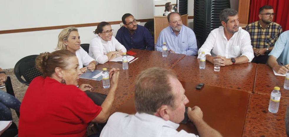 Los alumnos de El Llano serán trasladados a Los Belones para garantizar un comienzo de curso «normal»