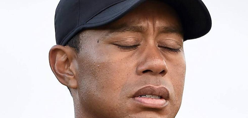 Tiger Woods en rehabilitación por conducir bajo la influencia de fármacos