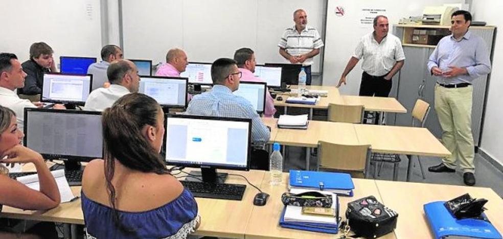 Grupo Huertas promete 'fichar' a alumnos del SEF