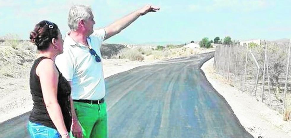 Siete municipios reciben 711.000 euros para el arreglo de caminos