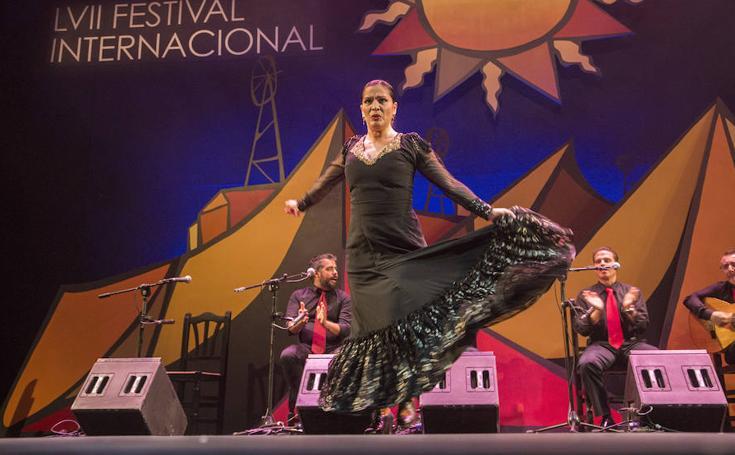 Segunda semifinal del Cante de las Minas 2017