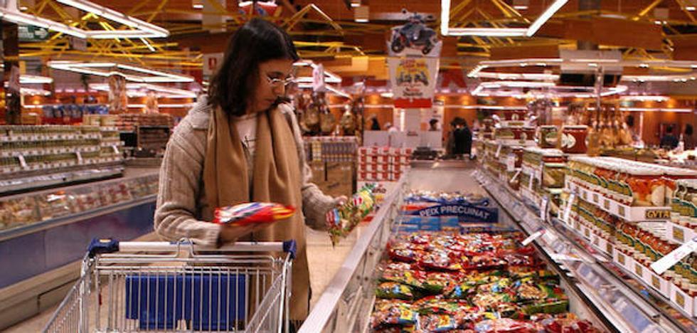 Los precios bajan un 1,1% durante julio en la Región