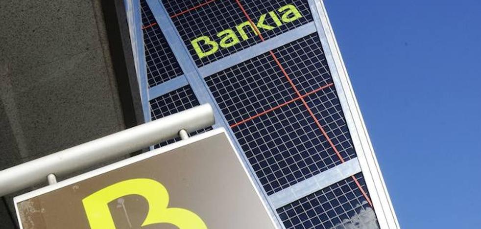 La financiación hipotecaria de Bankia se multiplica por cinco en el primer semestre