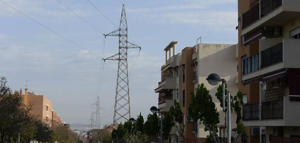 Iberdrola iniciará la próxima semana el desmontaje de la línea de alta tensión de El Palmar