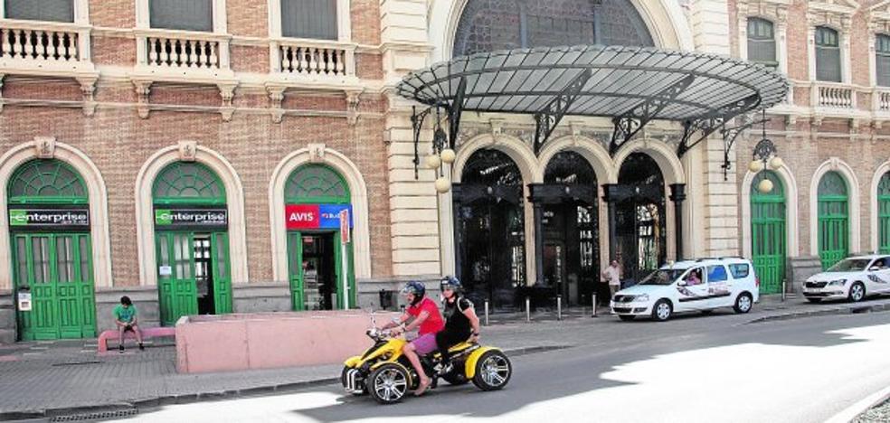 Turismo urbano a golpe de 'quad'