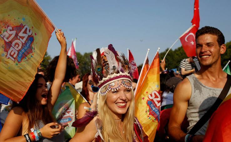 La fiebre de los festivales llega a Budapest