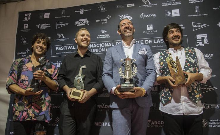 Final del Cante de las Minas 2017