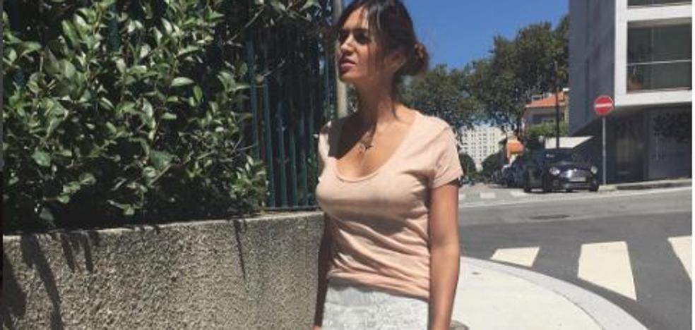 Sara Carbonero revoluciona las redes con su vestido