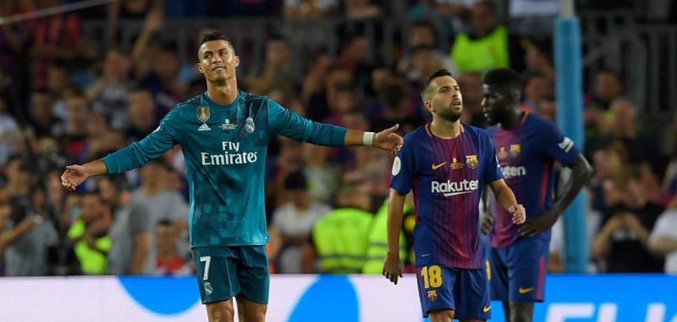 Ni una roja desequilibra al Madrid