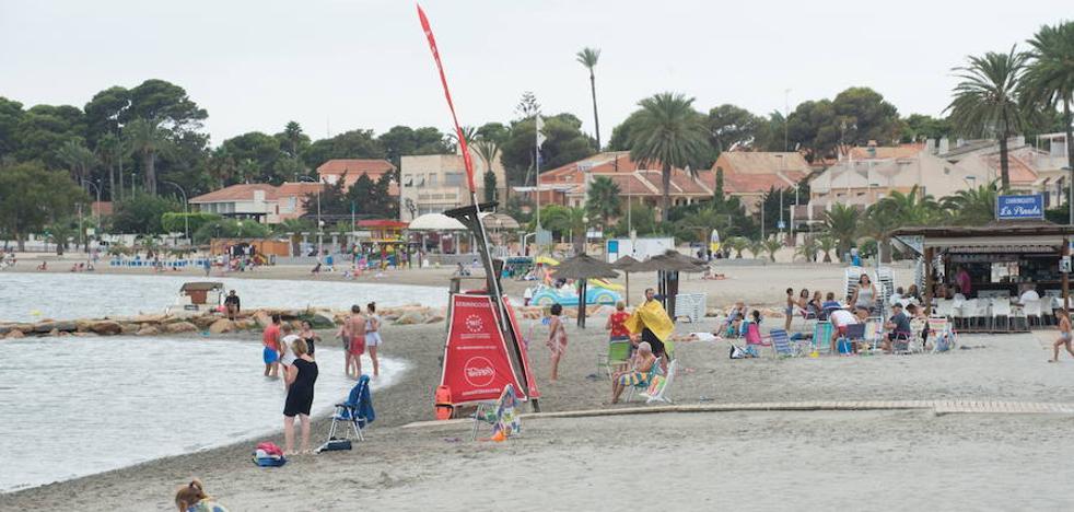 Cs de San Pedro pide la suspensión de la ordenanza de playas