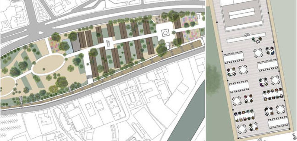 La selección de las barracas del Malecón se hará por concurso