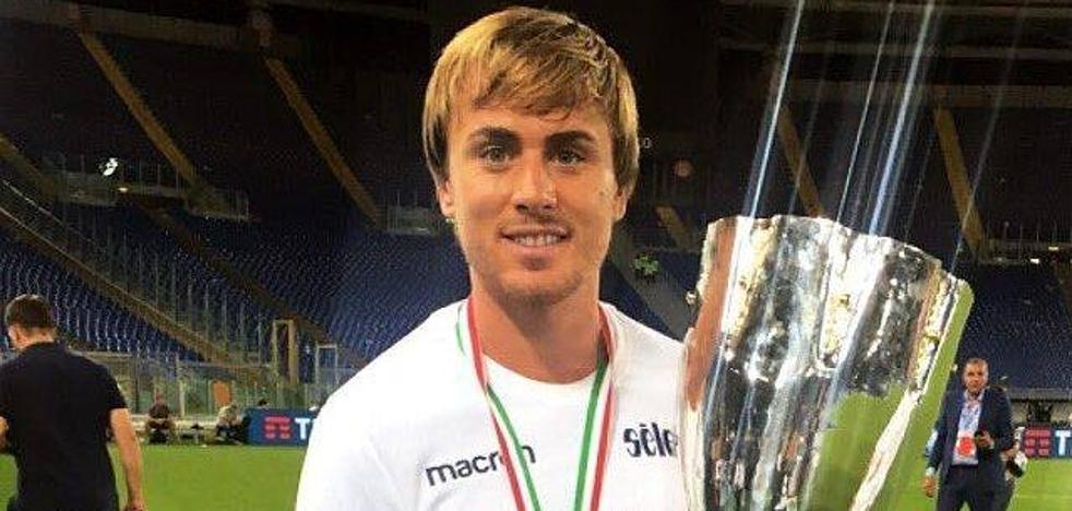 El muleño Patric, supercampeón de Italia con la Lazio