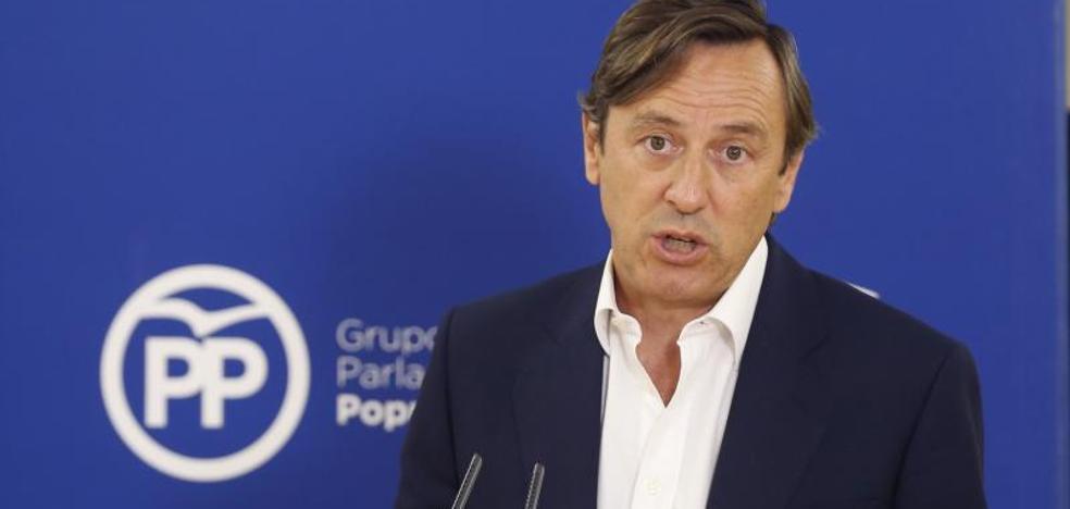 El PP descarta aplicar el artículo 155 de la Constitución en Cataluña