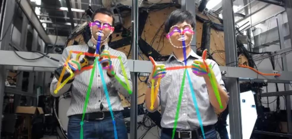 Un ingeniero de la Politécnica halla cómo detectar puntos de la mano con cámaras de todo tipo