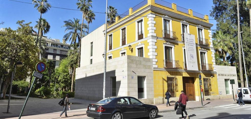 Despedida toda la plantilla del Museo de la Ciudad de Murcia