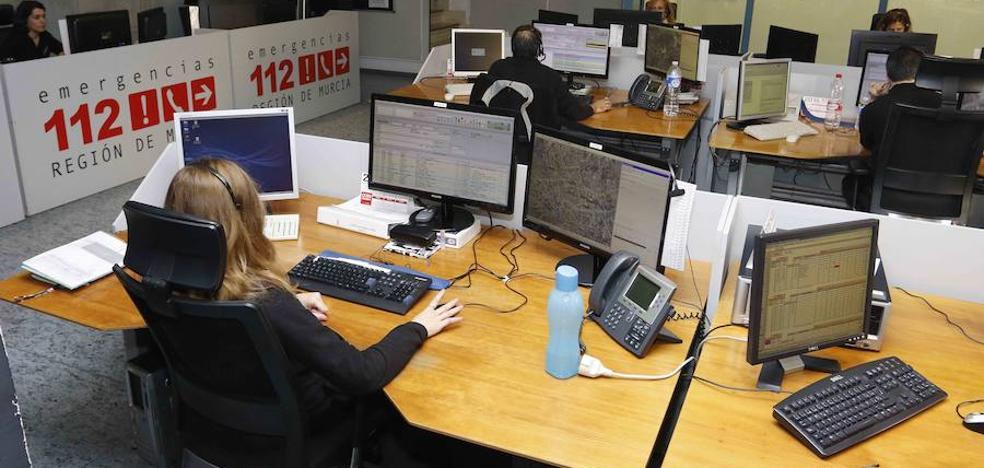 El 112 atendió casi 8.000 llamadas por violencia de género hasta julio