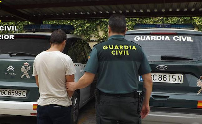 Detenido el presunto autor de un atraco con «desmesurada violencia» en Cieza