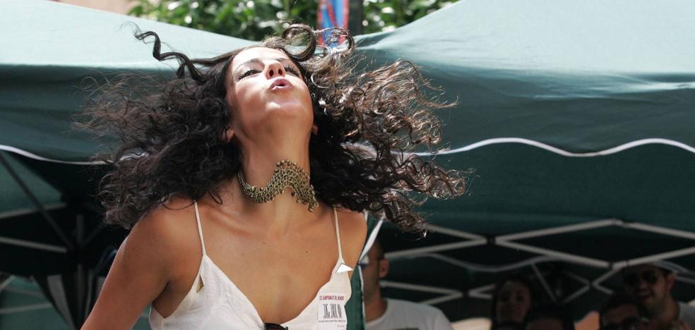 El lanzamiento de hueso de oliva de Cieza celebra su última edición «por falta de ayudas»